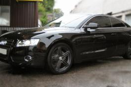 Audi A5 с дисками WSP Italy W560 POMPEI