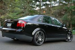 Audi A8 S8 и Cosma Two W557