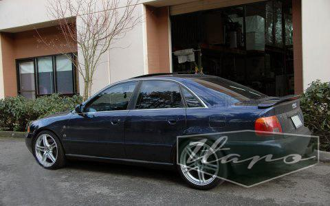 Audi A4 w556 Paul wsp italy