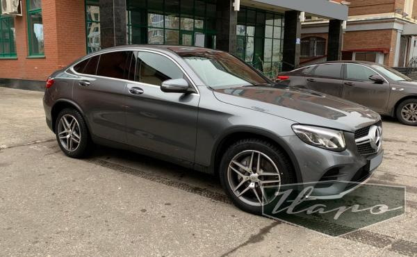 W771 MB GLC coupe 2019 R19