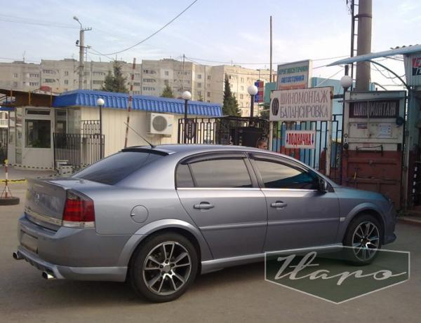 Opel Vectra Special, литые диски W2504