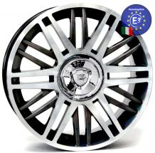 Диск LANCIA, Цвет RAINBOW BLACK POLISHED