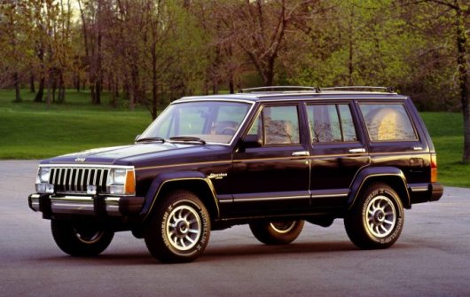 Jeep Cherokee-wheels
