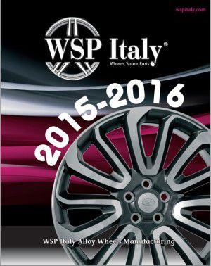 Каталог литых колесных дисков WSP Italy